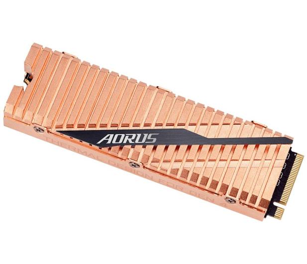 Gigabyte 2TB M.2 PCIe Gen4 NVMe AORUS - 504697 - zdjęcie 3
