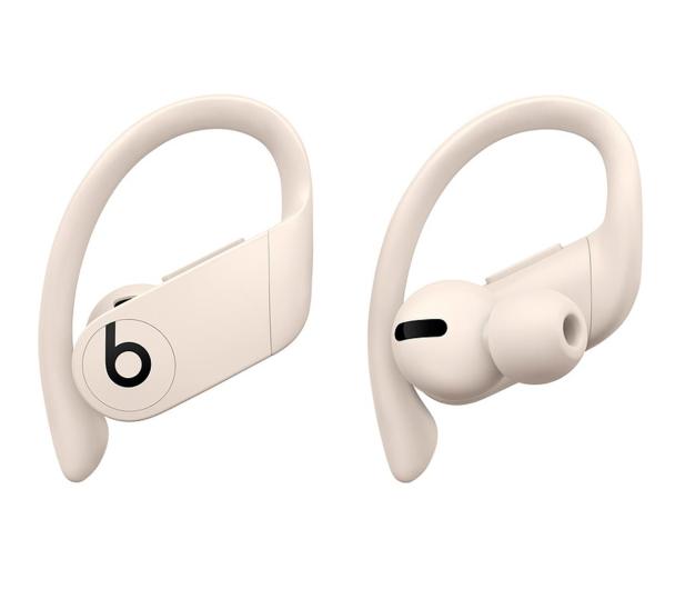 Apple Powerbeats Pro beżowe  - 505043 - zdjęcie