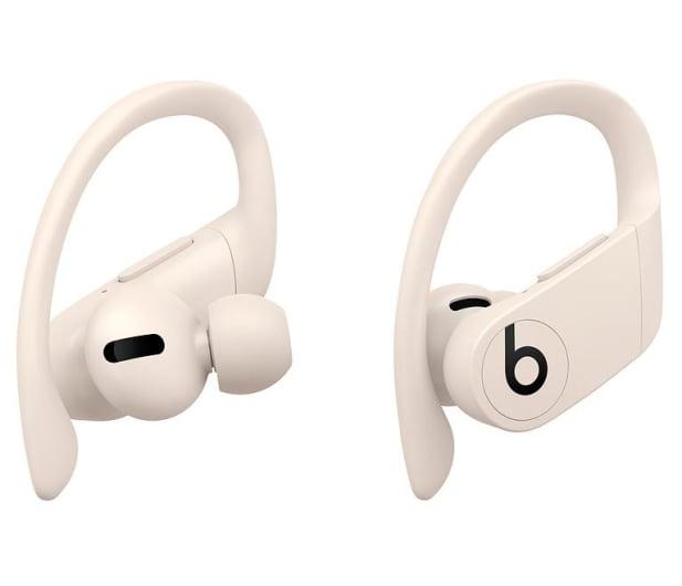 Apple Powerbeats Pro beżowe  - 505043 - zdjęcie 2