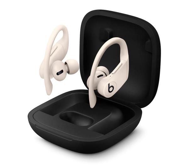 Apple Powerbeats Pro beżowe  - 505043 - zdjęcie 4