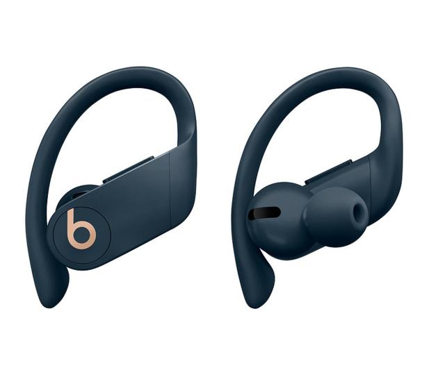 Apple Powerbeats Pro granatowe - 505045 - zdjęcie