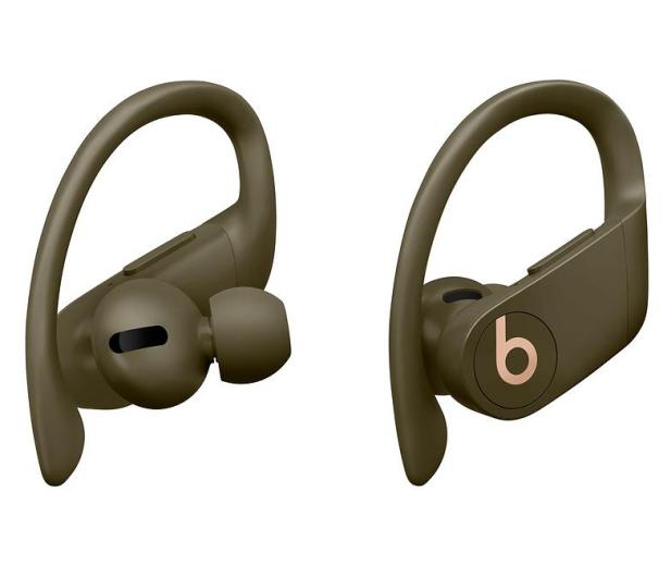 Apple Powerbeats Pro zielone - 505044 - zdjęcie 2