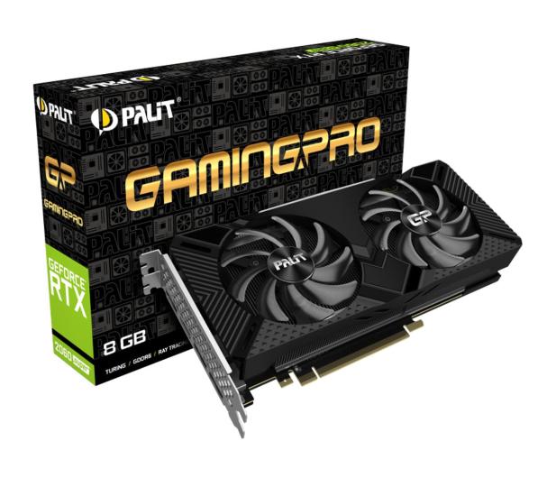 Palit GeForce RTX 2060 SUPER Gaming Pro 8GB GDDR6 - 505270 - zdjęcie