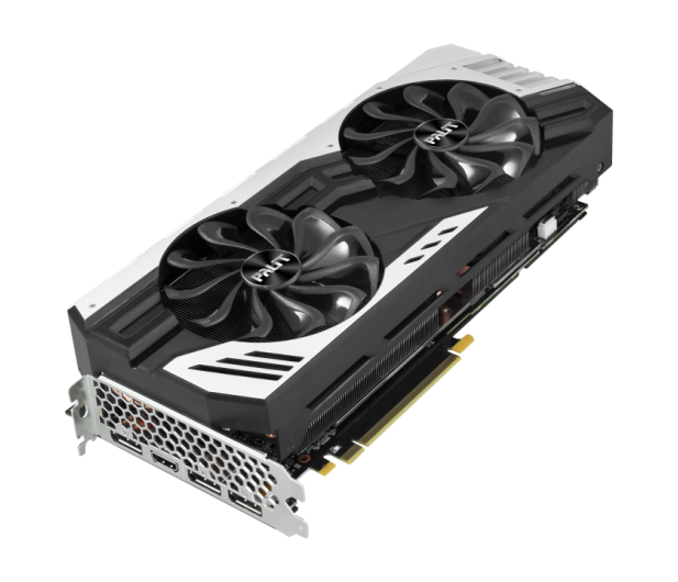 Palit GeForce RTX 2070 SUPER JetStream 8GB GDDR6 - 505281 - zdjęcie 2