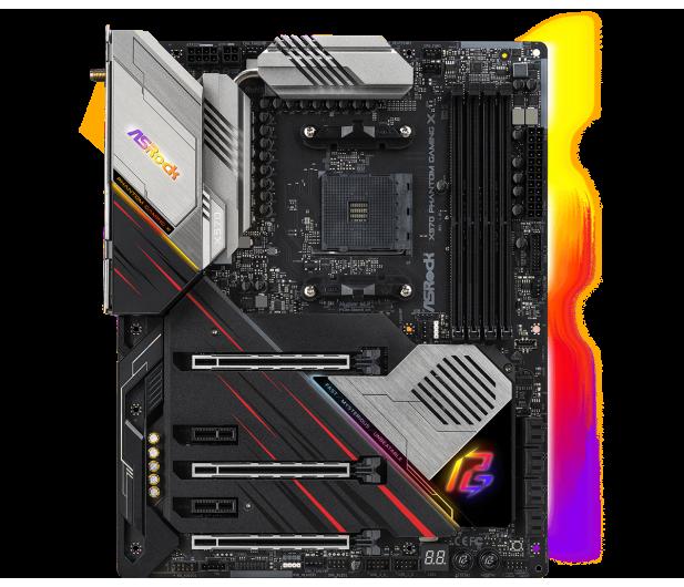 ASRock X570 Phantom Gaming X - 505620 - zdjęcie 3