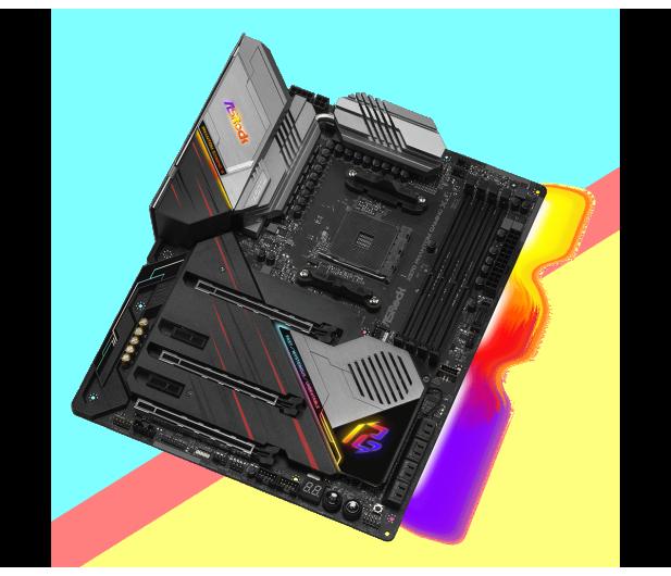 ASRock X570 Phantom Gaming X - 505620 - zdjęcie 4