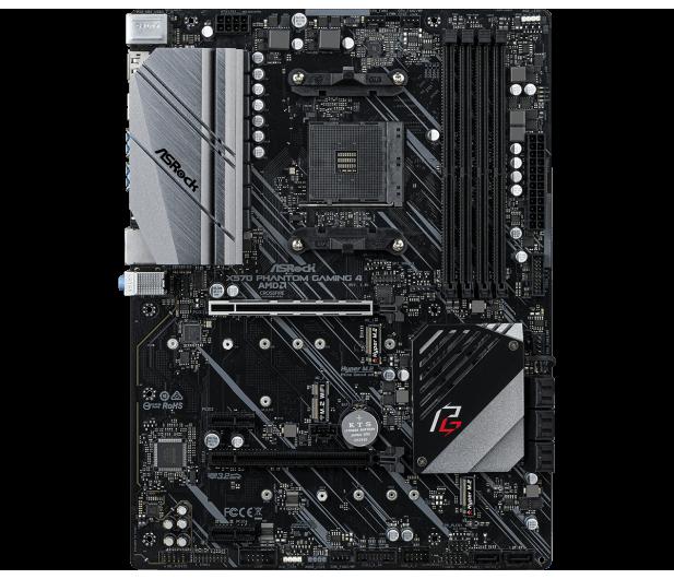 ASRock X570 Phantom Gaming 4 - 505621 - zdjęcie 2