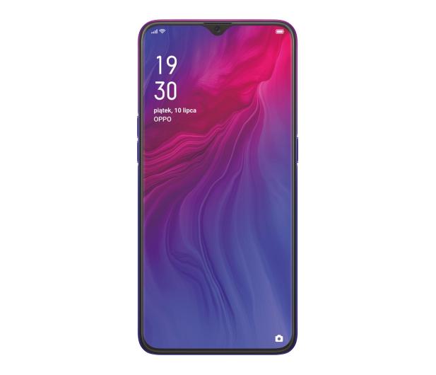 OPPO Reno Z 4/128GB Dual SIM Aurora Purple - 505076 - zdjęcie 2