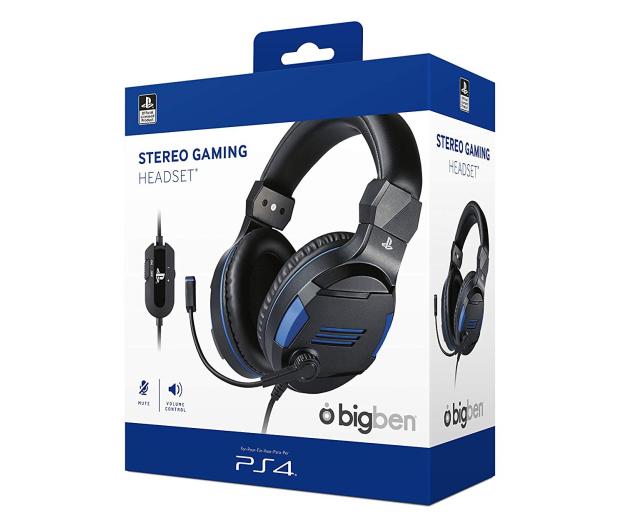 BigBen PS4 Słuchawki do konsoli - 505369 - zdjęcie 7