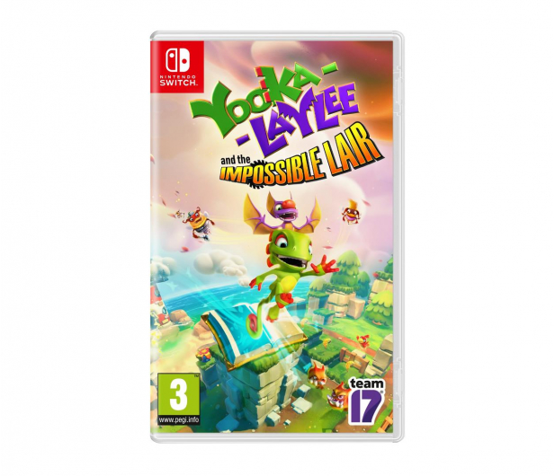Playtonic Games Yooka-Laylee and the Impossible Lair - 505382 - zdjęcie