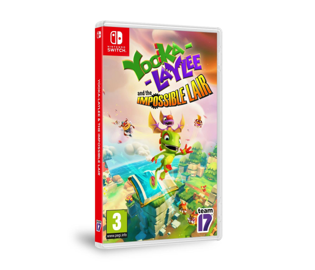 Playtonic Games Yooka-Laylee and the Impossible Lair - 505382 - zdjęcie 2