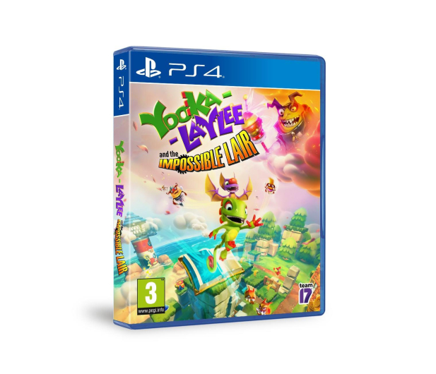 CENEGA Yooka-Laylee and the Impossible Lair - 505383 - zdjęcie 2