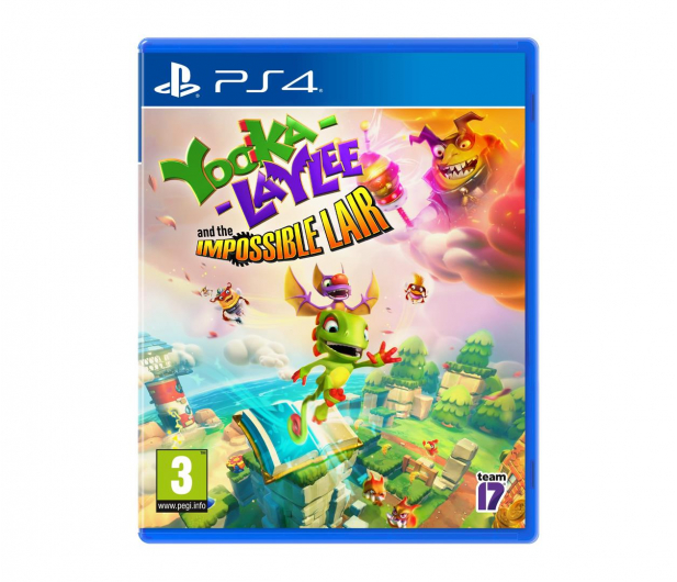 CENEGA Yooka-Laylee and the Impossible Lair - 505383 - zdjęcie