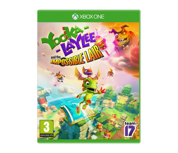 Playtonic Games Yooka-Laylee and the Impossible Lair - 505384 - zdjęcie