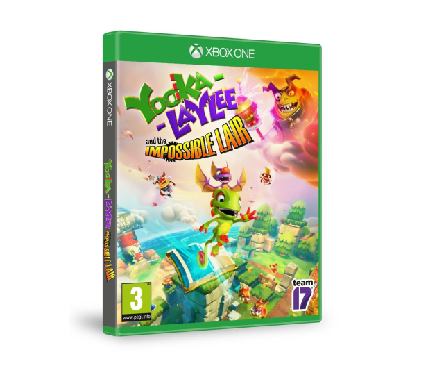 Playtonic Games Yooka-Laylee and the Impossible Lair - 505384 - zdjęcie 2