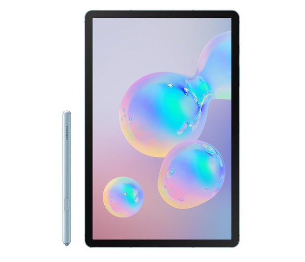 Samsung Galaxy TAB S6 10.5 T860 WiFi 6/128GB Cloud Blue - 507947 - zdjęcie 6