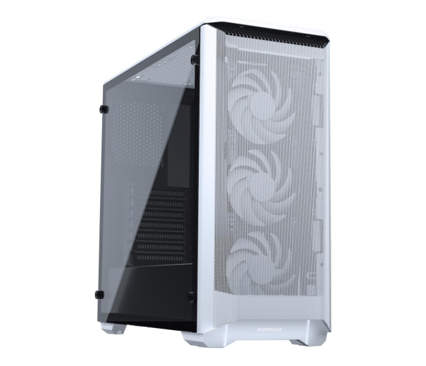 Phanteks Eclipse P400A Tempered Glass DRGB Digital White - 509788 - zdjęcie