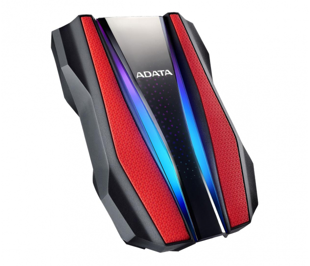 ADATA HD770G 2TB USB 3.2 Gen. 1 Czerwony - 509911 - zdjęcie