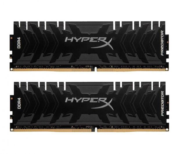 HyperX 16GB (2x8GB) 3200MHz CL16 Predator Black - 309457 - zdjęcie