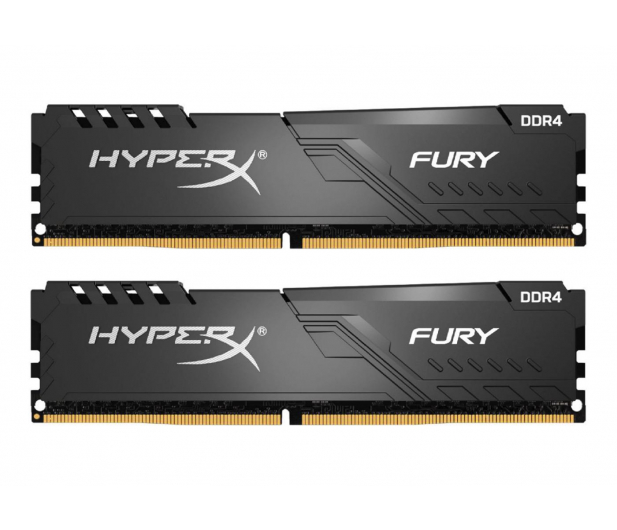 HyperX 32GB (2x16GB) 3000MHz CL15 Fury - 510849 - zdjęcie