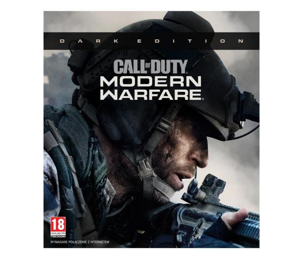 PlayStation Call of Duty: Modern Warfare Dark Edition - 509551 - zdjęcie