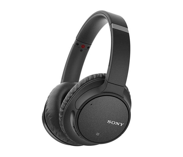 Sony WH-CH700NB Czarne - 511050 - zdjęcie