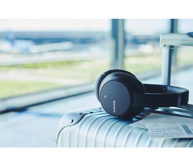 Sony WH-CH700NB Czarne - 511050 - zdjęcie 5