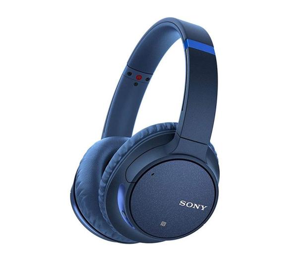 Sony WH-CH700NL Niebieskie - 511051 - zdjęcie