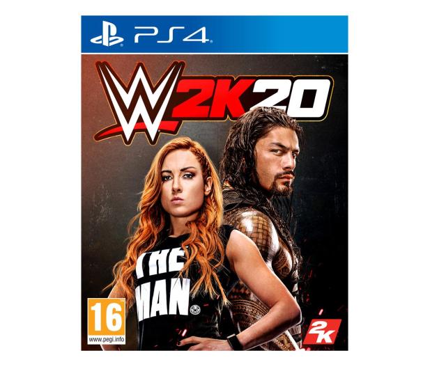PlayStation WWE 2K20 - 510765 - zdjęcie