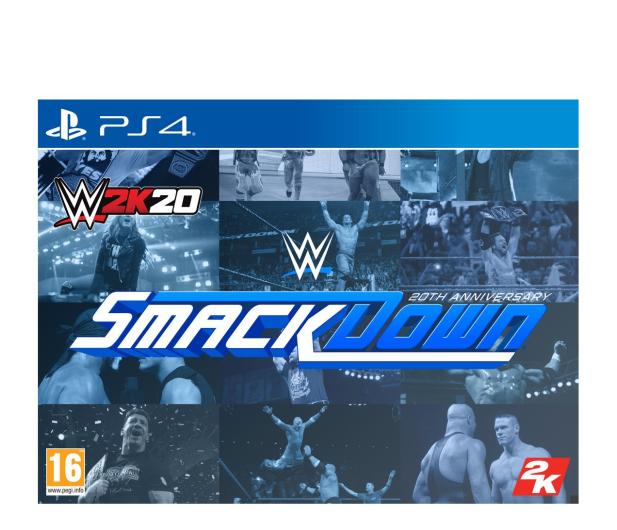 CENEGA WWE 2K20 Collector's Edition - 510767 - zdjęcie