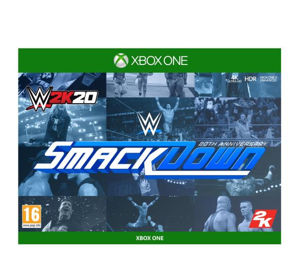 CENEGA WWE 2K20 Collector's Edition - 510768 - zdjęcie