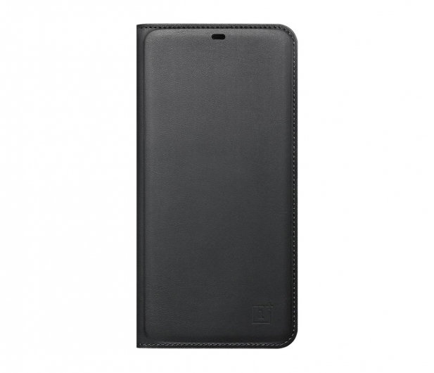 OnePlus Flip Cover do OnePlus 6 czarny  - 510032 - zdjęcie