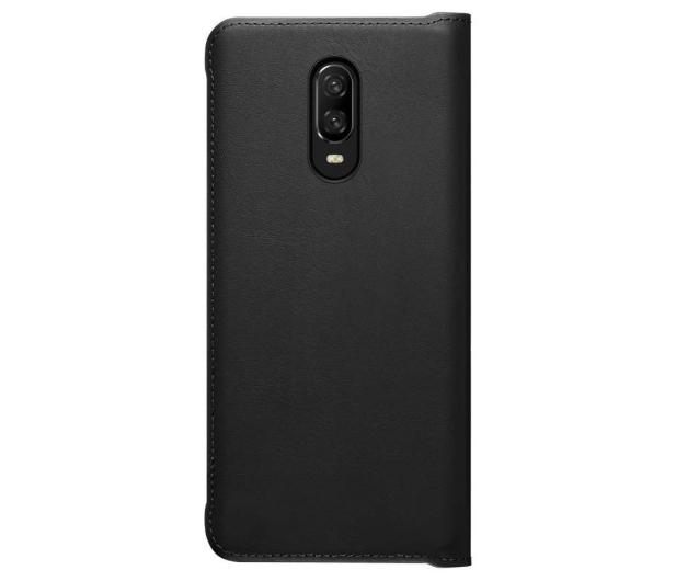 OnePlus Flip Cover do OnePlus 6t czarny  - 510035 - zdjęcie 2