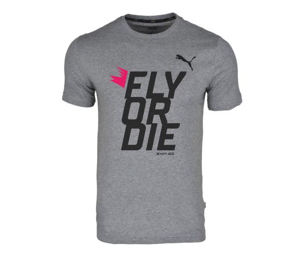 x-kom AGO koszulka lifestyle FLY OR DIE 2XL - 511444 - zdjęcie