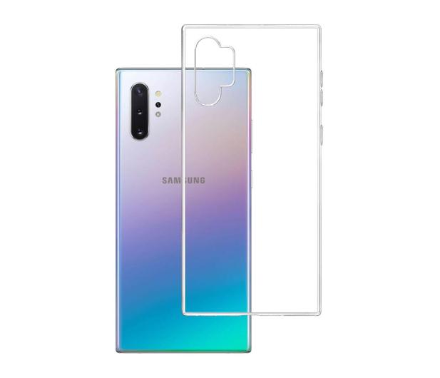 3mk Clear Case do Samsung Galaxy Note 10+ - 510346 - zdjęcie