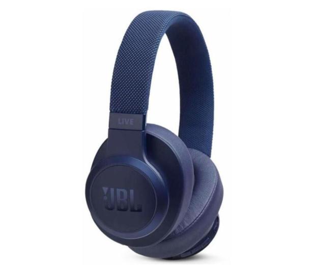 JBL LIVE 500BT Niebieskie - 473606 - zdjęcie