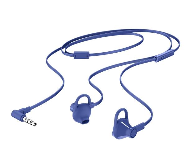 HP 150 douszne (niebieski)  - 508944 - zdjęcie