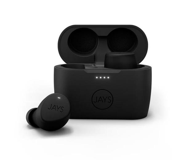 Jays m-Seven True Wireless czarny - 508986 - zdjęcie 2