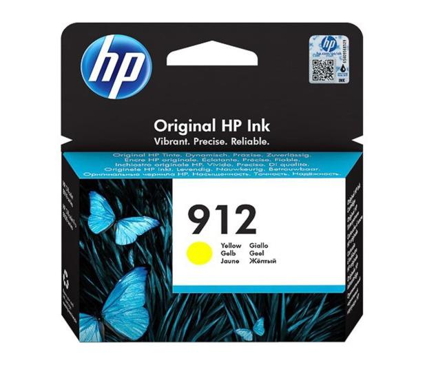 HP  912 Yellow 315str  - 499328 - zdjęcie