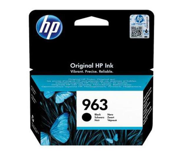 HP 963 Black 1000str - 499331 - zdjęcie