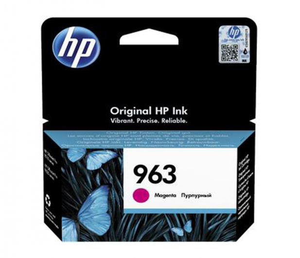 HP 963 Magenta 700str. - 499334 - zdjęcie