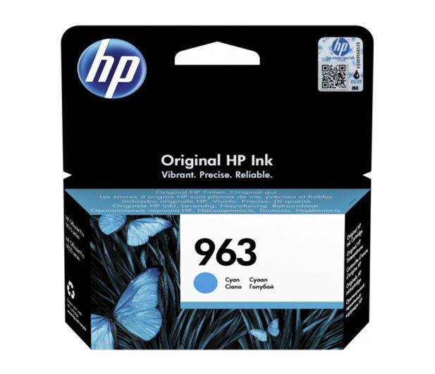 HP 963 Cyan 700st - 499333 - zdjęcie