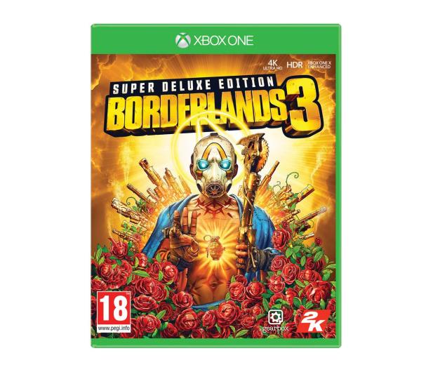 Gearbox Software Borderlands 3 Super Deluxe Edition  - 490952 - zdjęcie