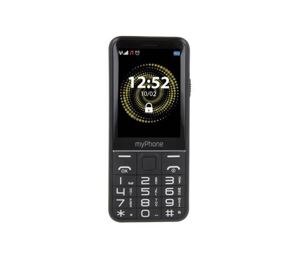 myPhone  Halo Q czarny - 456384 - zdjęcie 3