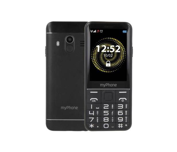 myPhone  Halo Q czarny - 456384 - zdjęcie