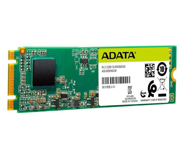 ADATA 120GB M.2 SATA SSD Ultimate SU650 - 511734 - zdjęcie 3