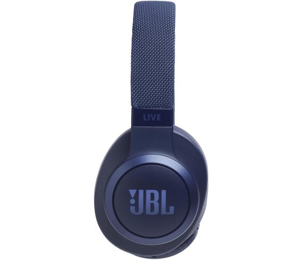 JBL LIVE 500BT Niebieskie - 473606 - zdjęcie 6