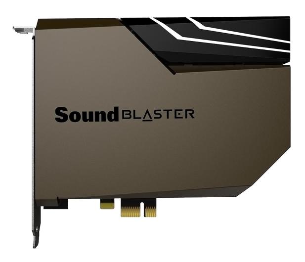 Creative Sound Blaster AE-7 - 511942 - zdjęcie 4