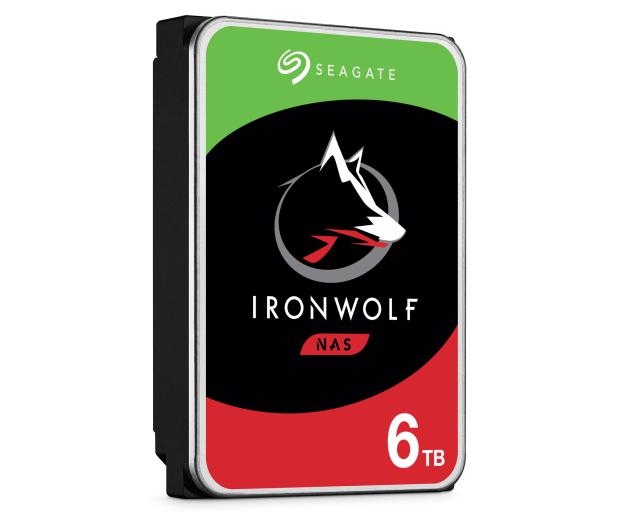 Seagate IronWolf 6TB 7200obr. 256MB  - 409112 - zdjęcie 4