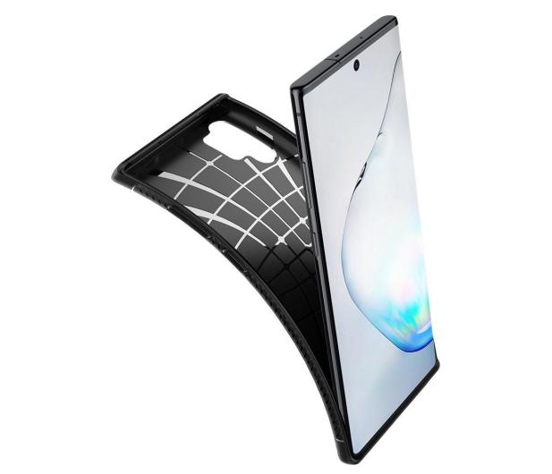 Spigen Rugged Armor do Samsung Galaxy Note 10+ Black - 511551 - zdjęcie 2